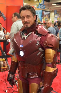 Comic Con Ironman Cosplay